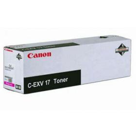 Тонер оригинальный CANON C-EXV17 magenta