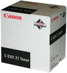 Тонер оригинальный CANON C-EXV21 black