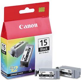 Картридж оригинальный CANON BCI-15 color (BJ-I70) двойная упаковка
