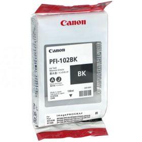 Картридж оригинальный CANON PFI-102BK Black