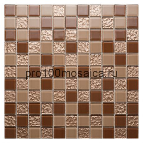 Desert Sun. Мозаика для бассейнов серия CRISTAL, размер, мм: 295*295 (ORRO)