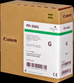 Картридж оригинальный CANON PFI-306G Green 330ml