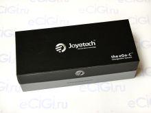 Стартовый набор Joye eGo-C 1000 mAh тип А чёрный