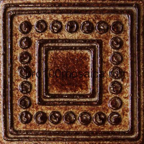D 04/17 Декор 48*48 серия DECOS, размер, мм: 48*48*10 (Skalini)