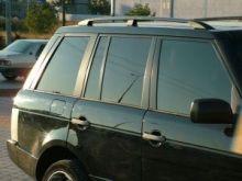 Рейлинги на крышу, Voyager, 2 цвета