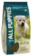 All Puppies Корм для щенков (2,2 кг)
