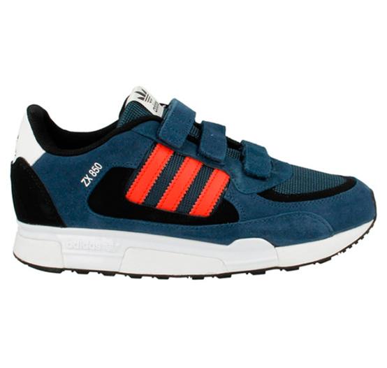 Adidas ZX 850 CF K детские кроссовки купить в Москве на ilovefootball fe17551787f