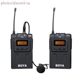Арендовать петличную радиосистему Boya BY-WM6