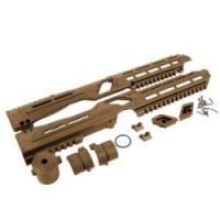 Тактический обвес Planet Eclipse EMC Etha Rail Mounting Kit Earth
