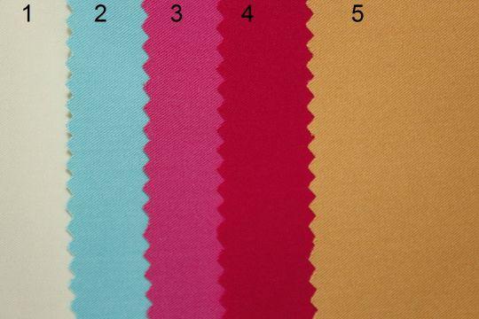 Костюмная ткань однотонная Барби