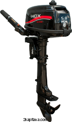 Лодочный Мотор HDX T 5.8 BMS