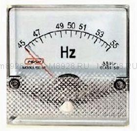 Частотомер стрелочный 50гц. 220в