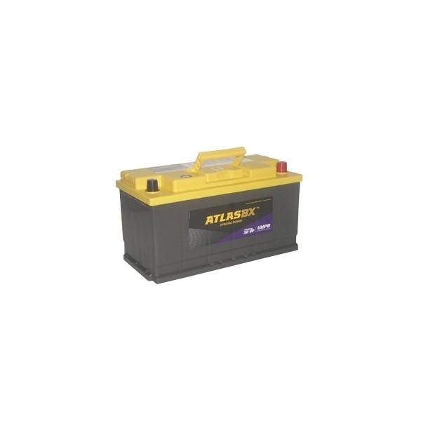 Автомобильный аккумулятор АКБ ATLAS (Атлас) UHPB UMF60500 105Ач о.п.
