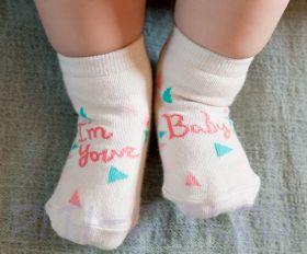 Носочки I'm your baby (12 см)