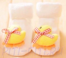 Махровые носочки (Уточка) (7-9 см)
