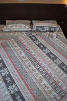 Постельное белье из фланели  Норвежский узор вязаный, Туркменистан