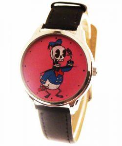Прикольные наручные часы Дональд