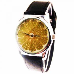 Прикольные наручные часы Лайм