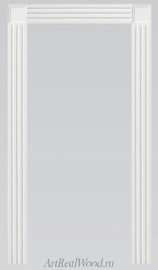 Квадратный элемент Fineza Puerta Эмаль