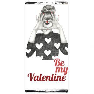 Шоколадка Be My Valentine
