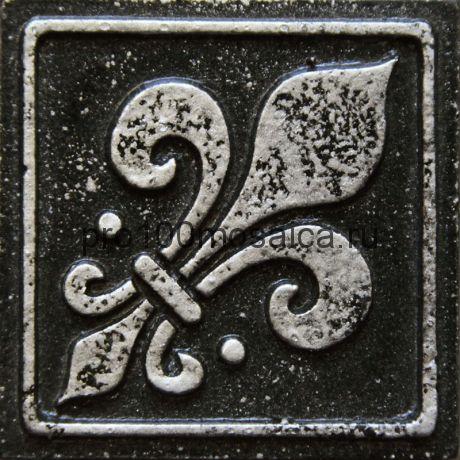 D 06/11 Декор 48*48 серия DECOS, размер, мм: 48*48*10 (Skalini)