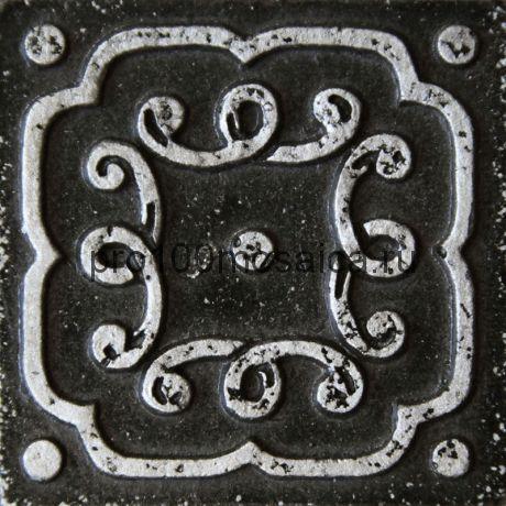 D 06/07 Декор 48*48 серия DECOS, размер, мм: 48*48*10 (Skalini)