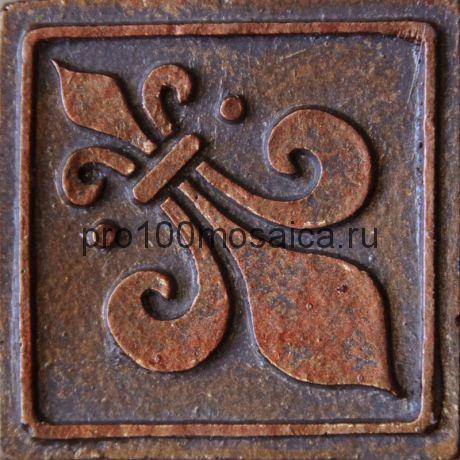 D 05/11 Декор 48*48 серия DECOS, размер, мм: 48*48*10 (Skalini)