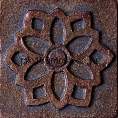 D 05/10 Декор 48*48 серия DECOS, размер, мм: 48*48*10 (Skalini)