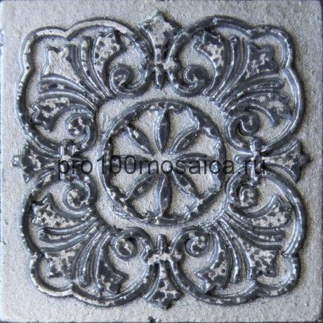 D 02/08 Декор 48*48 серия DECOS, размер, мм: 48*48*10 (Skalini)