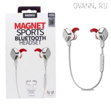 Cтерео-наушники Remax Magnet Sports Bluetooth Headset RM-S2
