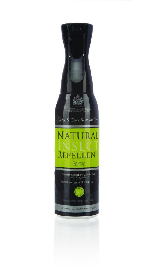 Natural Insect Repellent. Натуральный спрей от насекомых. Carr&Day&Martin