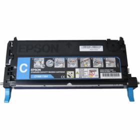 Тонер-картридж оригинальный EPSON голубой для AcuLaser C2800