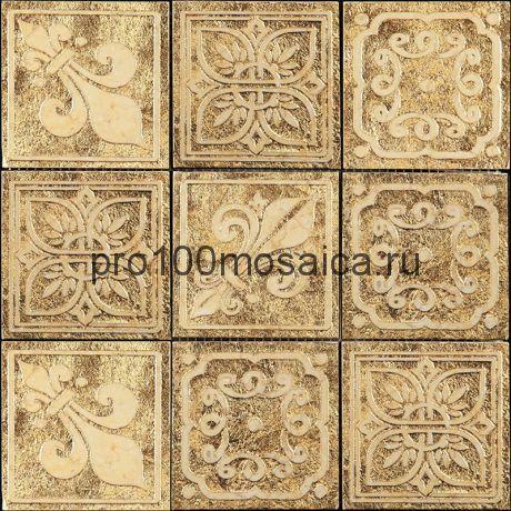 TRG-5 Мозаика 98*98 серия TRAFALGAR, размер, мм: 300*300*10 (Skalini)