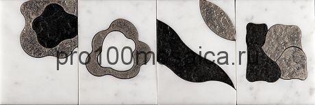 MF-6 Бордюр 305*100 серия MODERN FLOWER, размер, мм: 305*100*10 (Skalini)