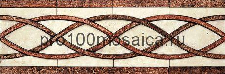 EP-4 Бордюр 305*100 серия EPIC, размер, мм: 305*100*10 (Skalini)
