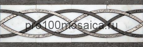 EP-6 Бордюр 305*100 серия EPIC, размер, мм: 305*100*10 (Skalini)