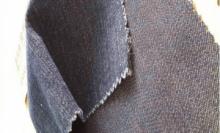 Джинсовая ткань принтованная