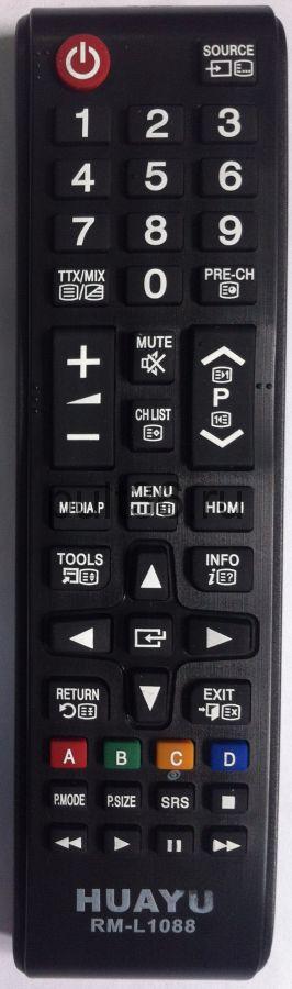 Пульт ДУ SAMSUNG RM-L1088 NEW универсальный