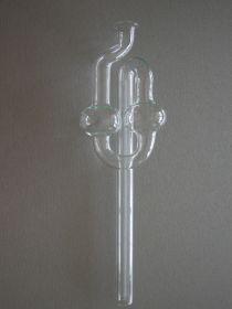 Гидрозатвор стеклянный