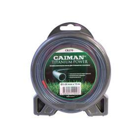 Профессиональная леска Сaiman Titanium Power 3,0 мм/15 м