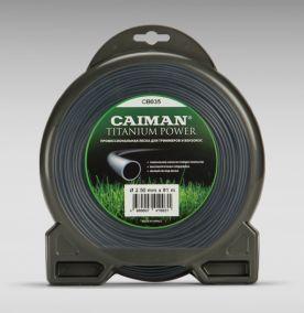 Профессиональная леска Сaiman Titanium Power 2,5 мм/81 м