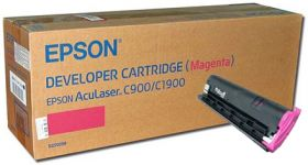 Тонер-картридж оригинальный EPSON пурпурный для AcuLaser C900/C1900