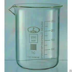 Стакан мерный низкий градуированный Н-1