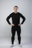 Мужское охлаждающее летнее термобелье Crystal Air - штаны