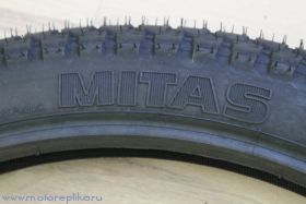 Шина Mitas 2,50-19'. Модель H-02