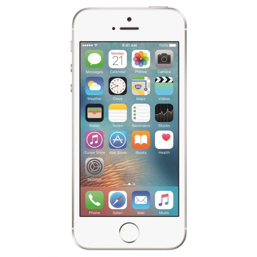 Apple iPhone SE 16Gb Silver A 1723