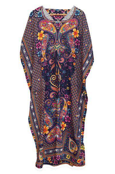 Розовое платье для дома и отдыха (отправка из Индии)