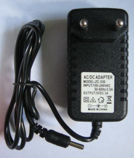 Блок питания 5V 3,5A штекер д/ресивера КНР