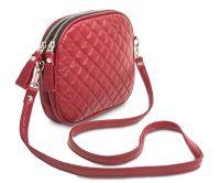 HADLEY CRIMSON CANDY изящная женская сумочка