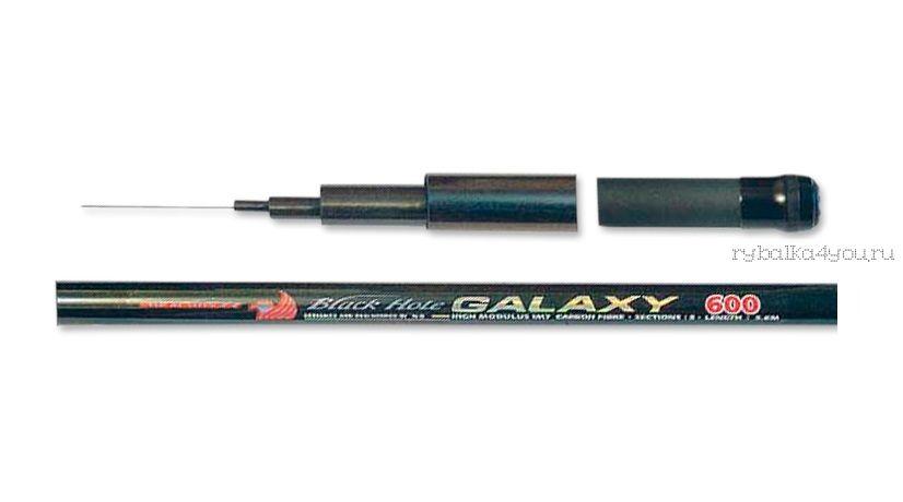 Купить Удочка маховая (без колец) Black Hole Galaxy 4.5 м